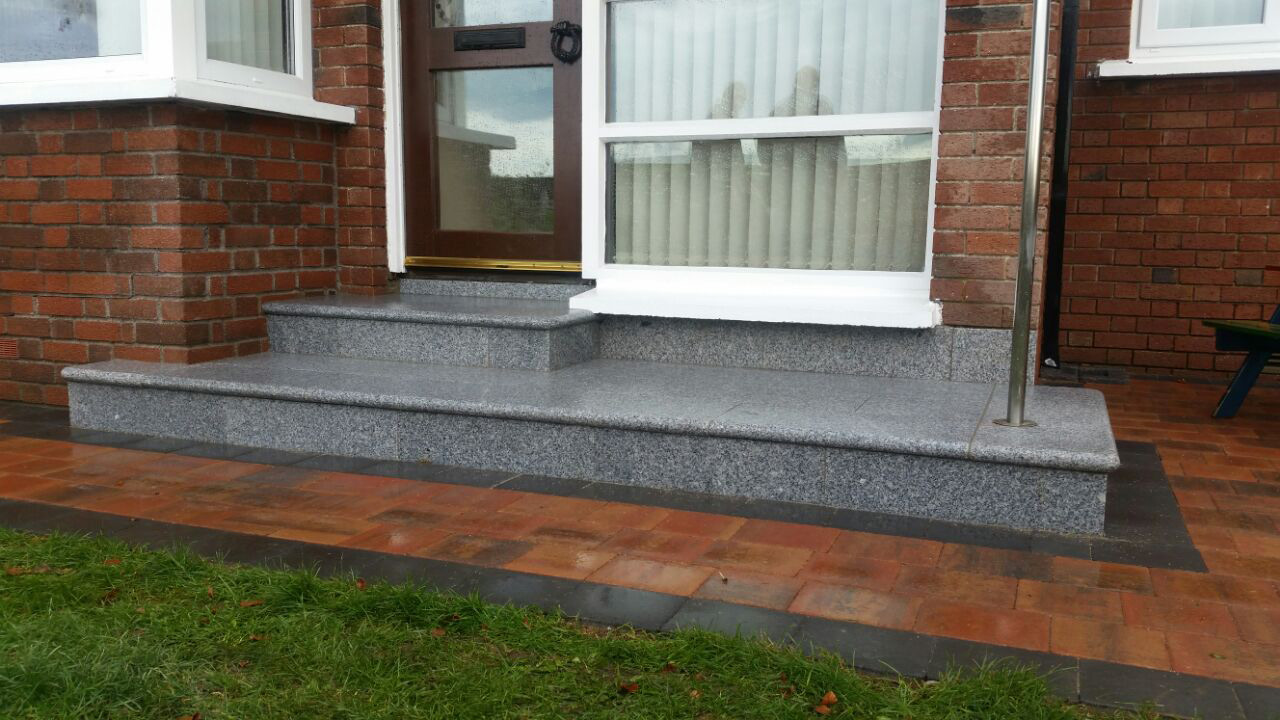 Steps - Gibson Paving